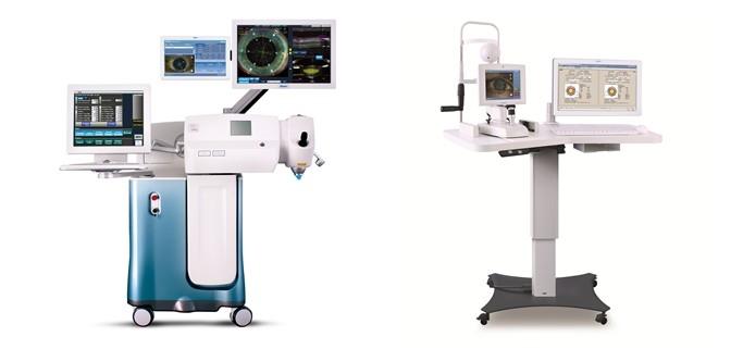当院では、プレミアムレンズを発揮させるLenSxとベリオンを使った手術が可能です。
